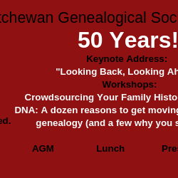 SGS is Celebrating 50 Years!